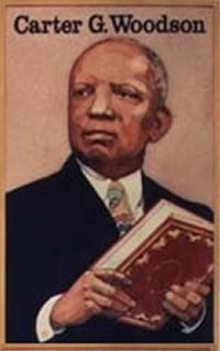 Portrait of Carter G. Woodson