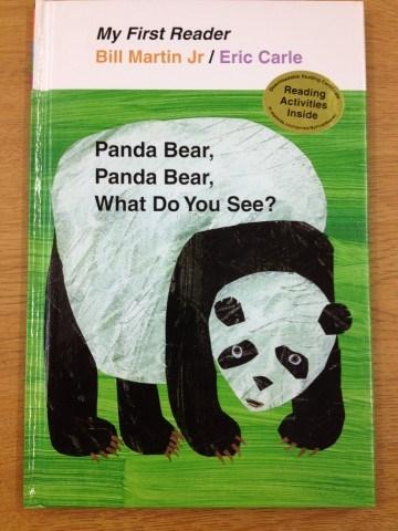 Panda Bear Book