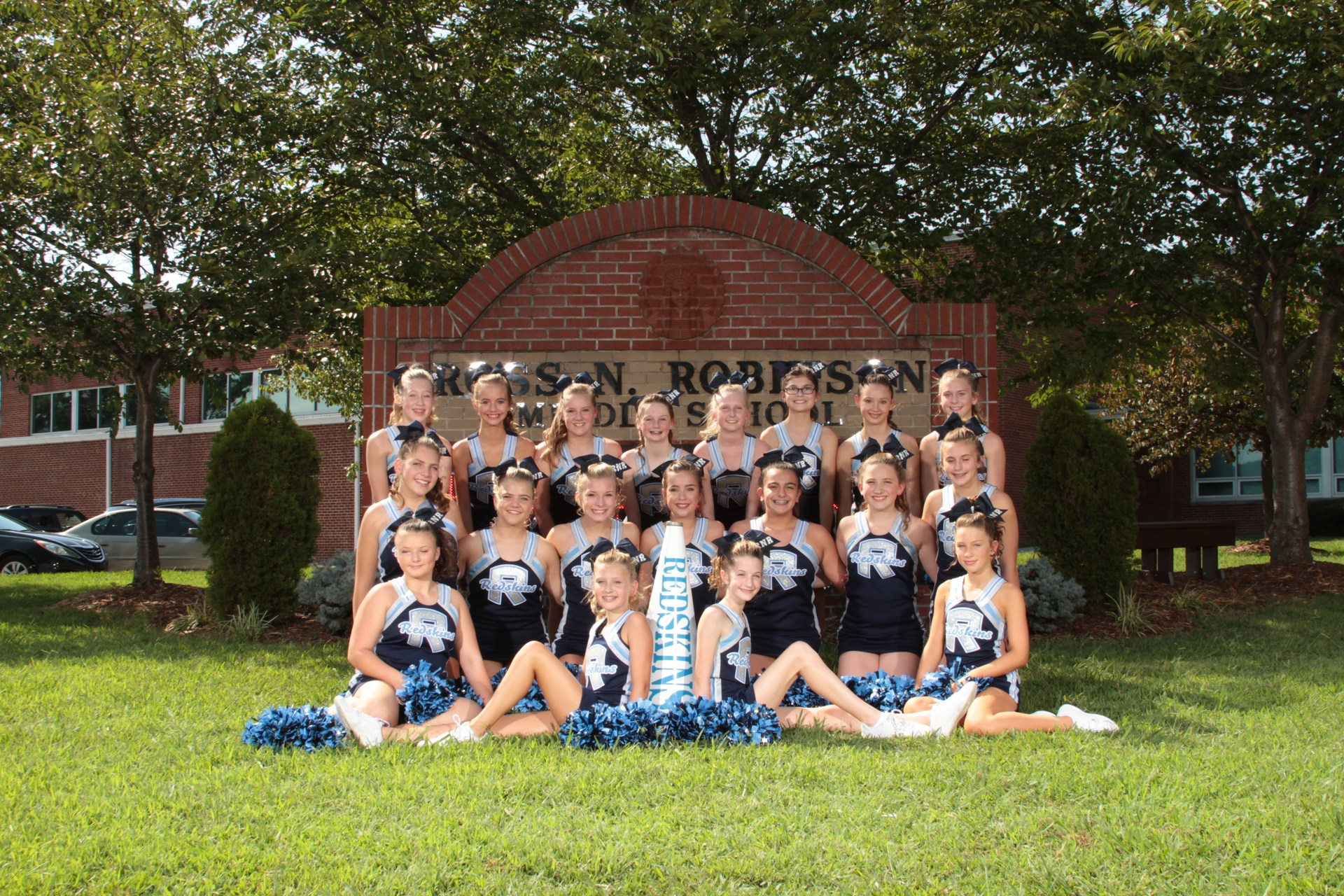 Cheerleading Team
