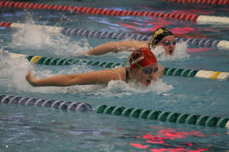 SHA Swimmer Named All-American Featured Photo