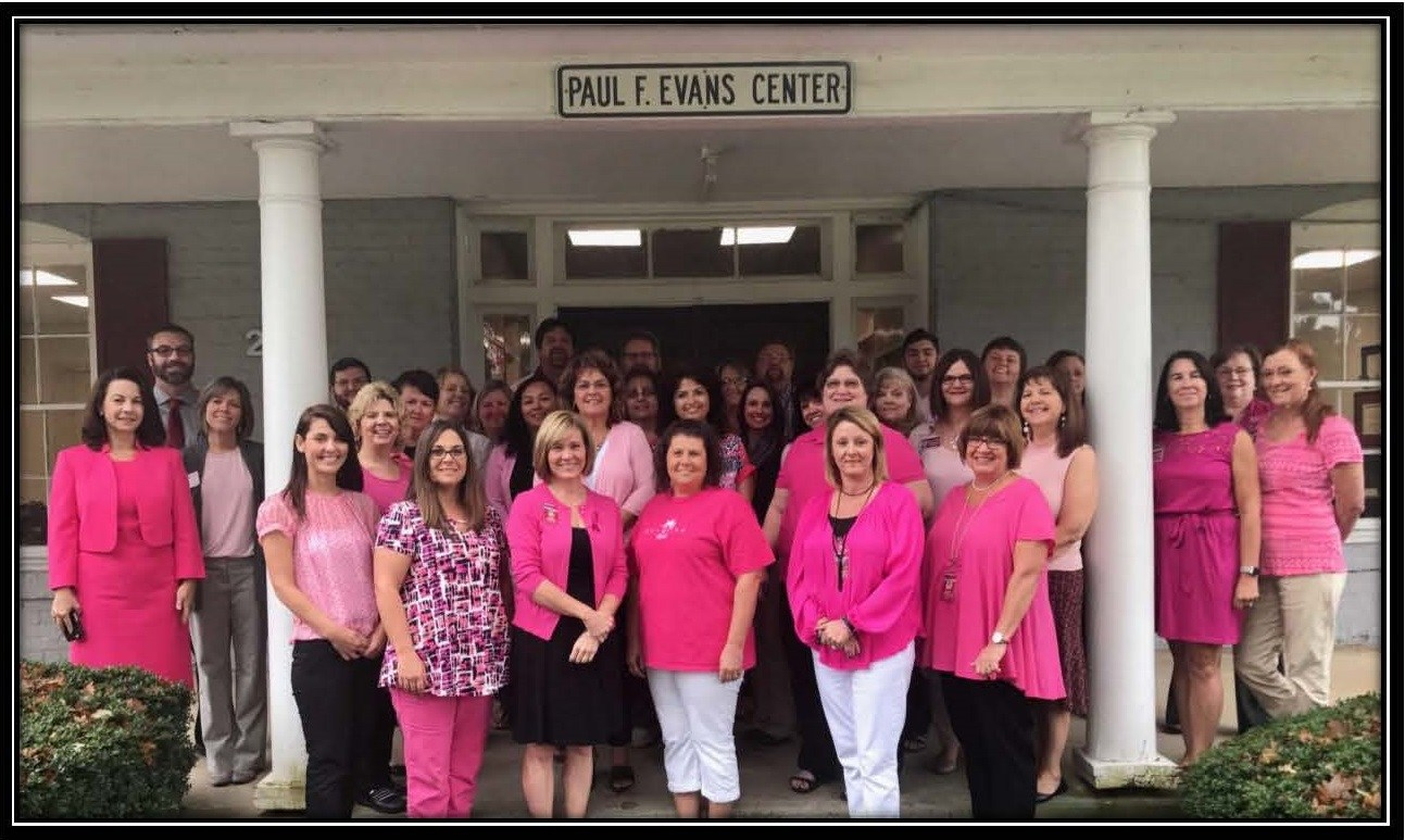 Staff Pink - Breast Cancer Awareness Day