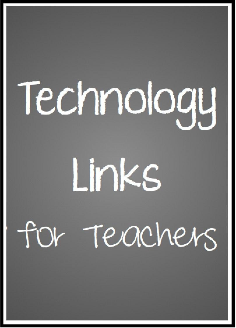 Technology Links Clipart