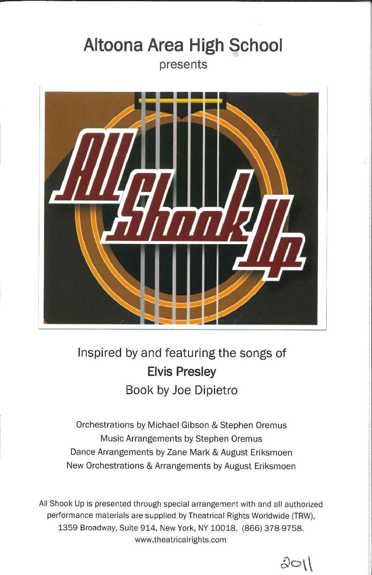 Shook Program
