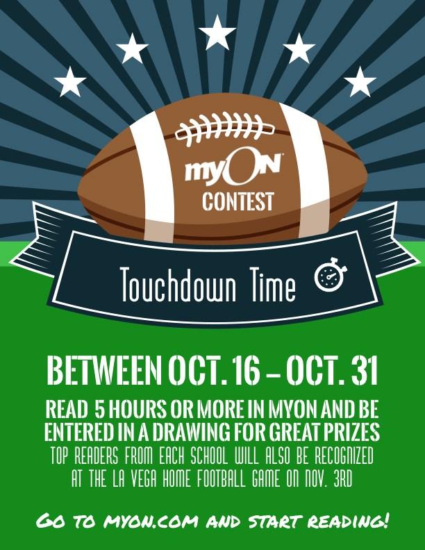 myOn Reading Contest Thumbnail Image