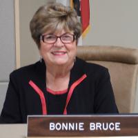 Commissioner Bonnie Bruce
