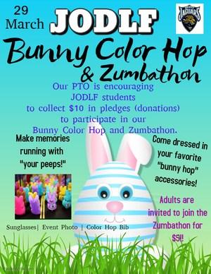 Bunny Color Hop
