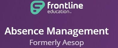 Frontline Education - Absence Management Logo