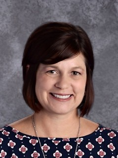 Maureen Meyer, assistant principal at East - school photo
