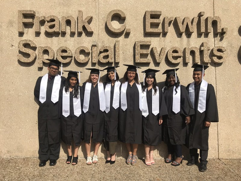 Inaugural Manor Early College High School Students Graduate with Associates Degrees Thumbnail Image