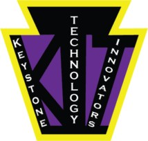 Picture of Keystone Technology Innovator logo with acceptance date of 2017.