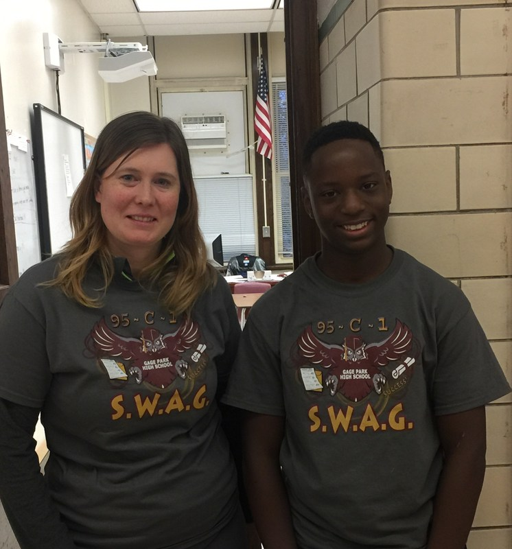 Students in our S.W.A.G. Club Celebrate Their Hard Work and Dedication Featured Photo