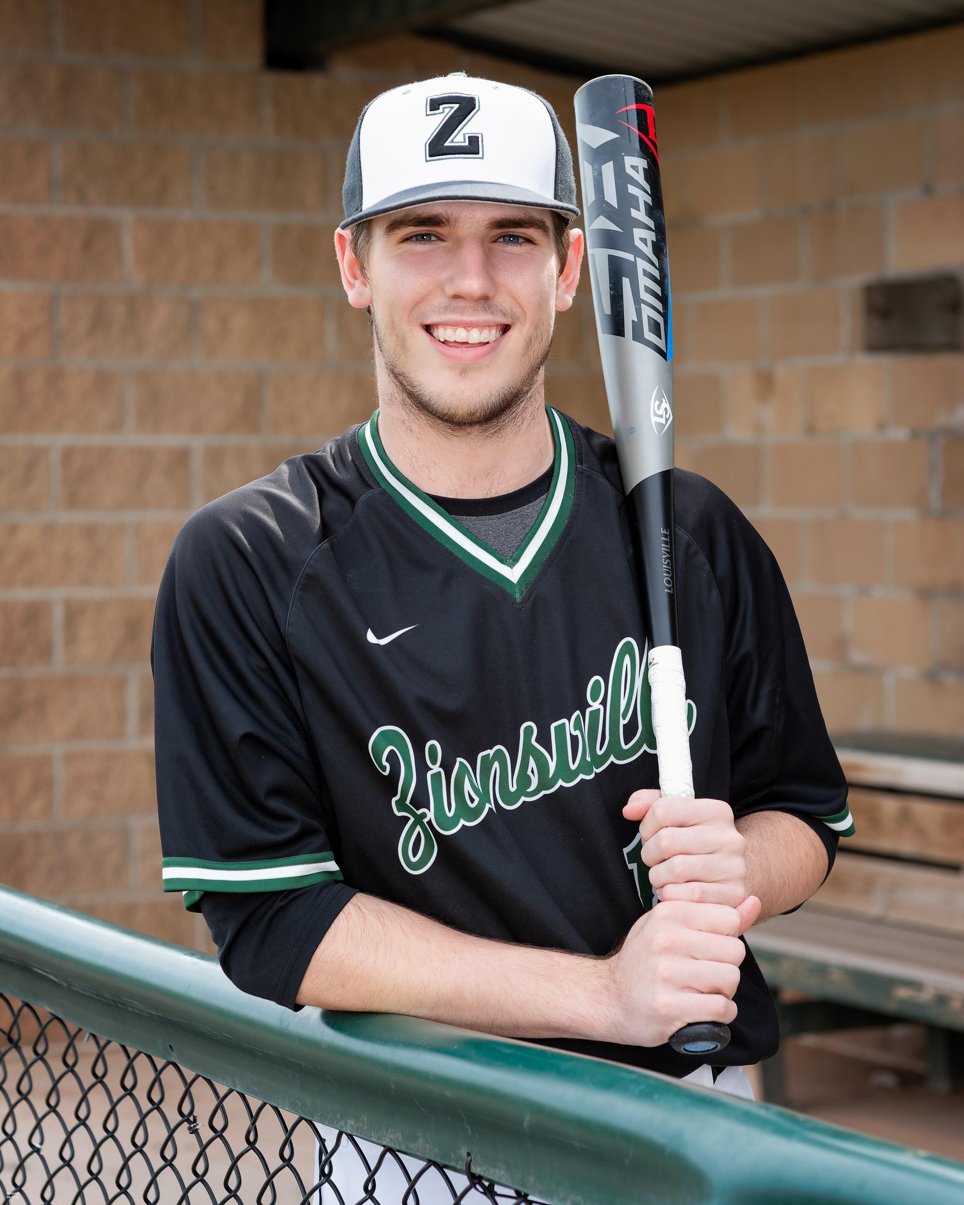 Senior Sam Edgell