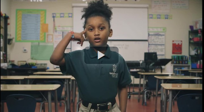 Hardy Brown College Prep Scholars share why they love their school