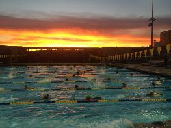 Swim Team Photo 2015 Morning Practice.JPG
