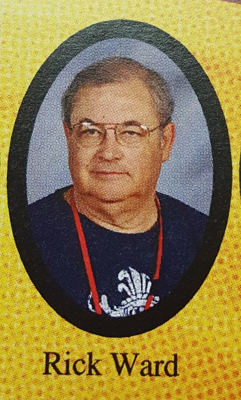 Funeral Arrangements for Mr. Ricky Ward Thumbnail Image