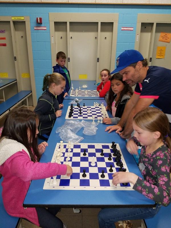 Chess Club!
