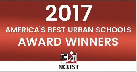 Winner of 2017 America's Best Urban Schools Award Thumbnail Image