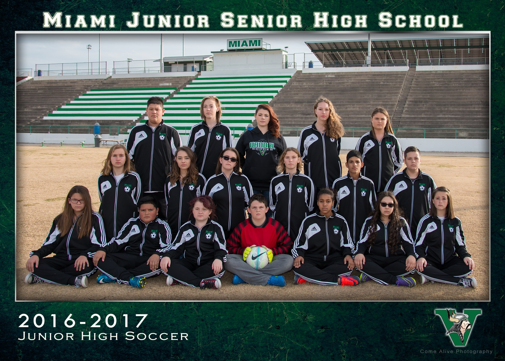 Junior High Soccer