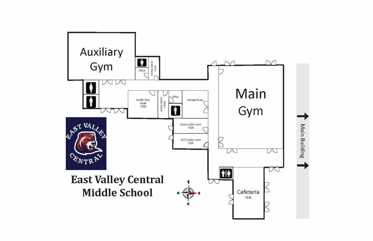 EVC School Map Part 2