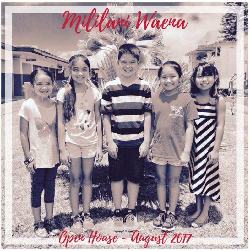 Open House Family Bulletin Thumbnail Image