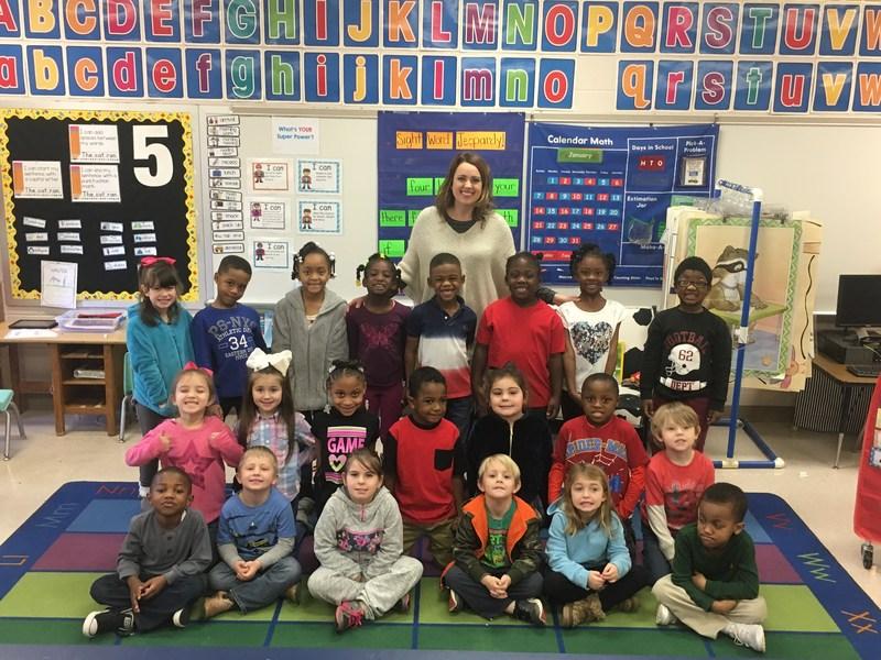 Brookhaven School District Announces District Teacher of the Year Thumbnail Image