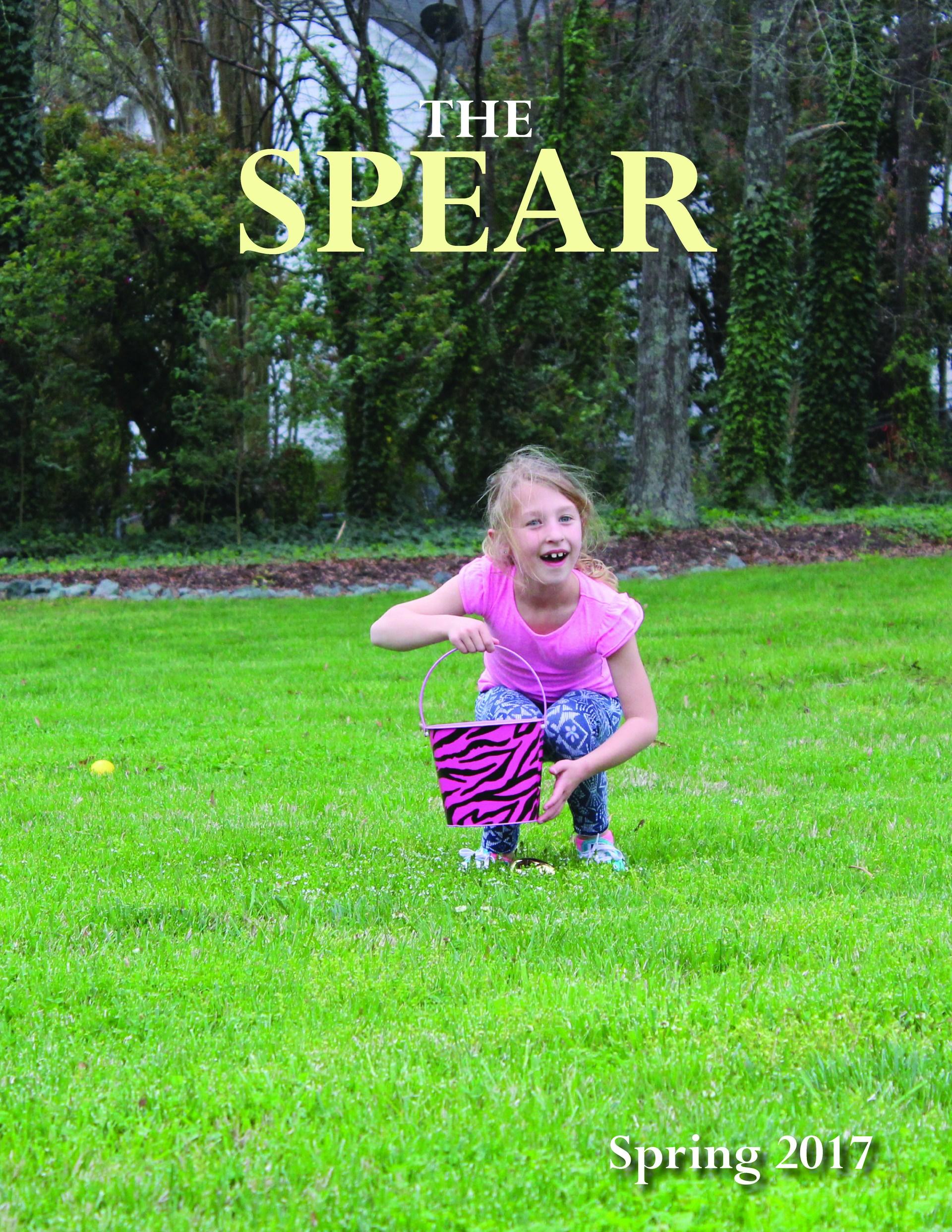 Spring Spear Cover