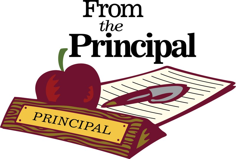 A Letter From the Principal Featured Photo