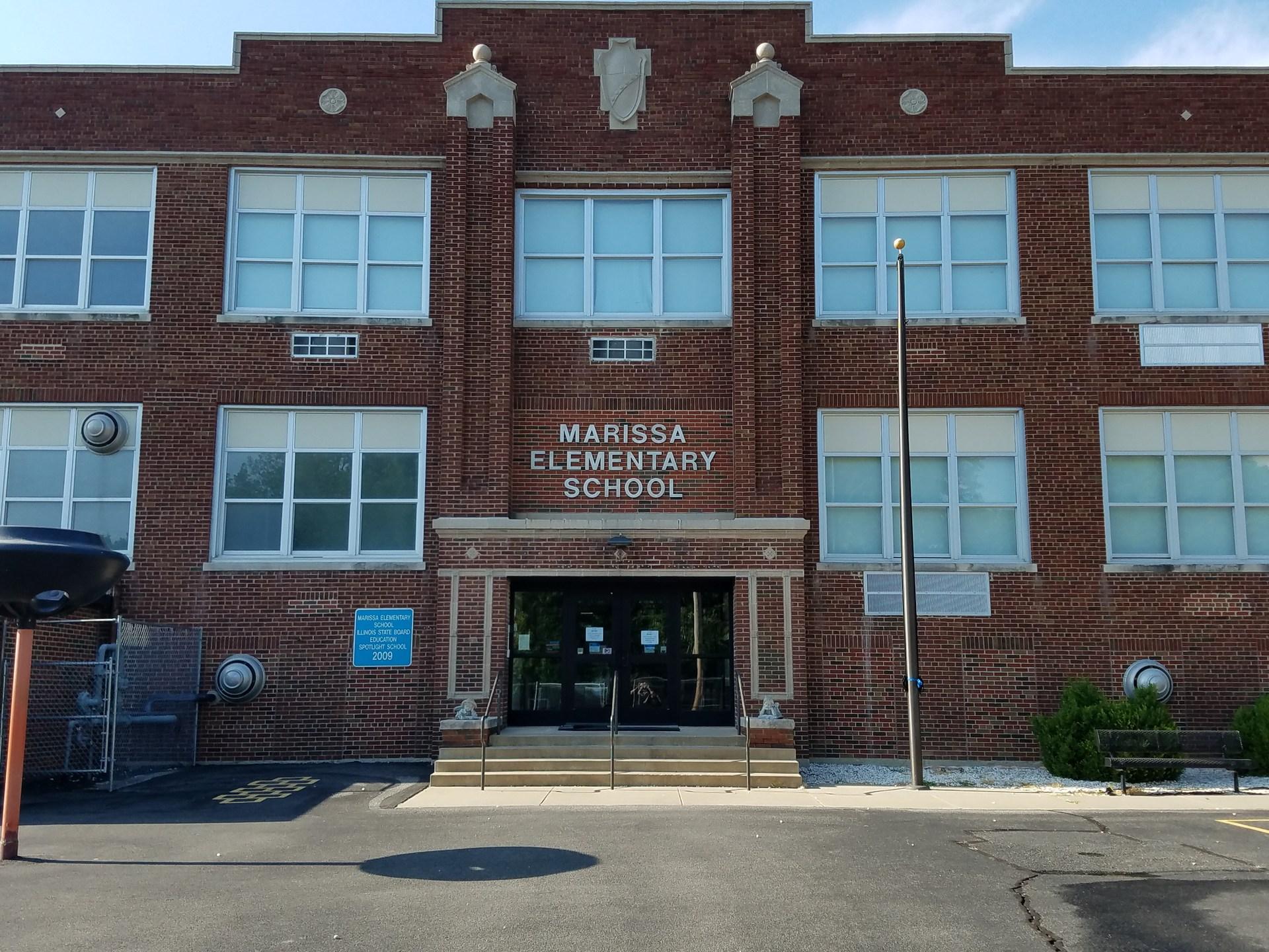 Marissa Elementary Building