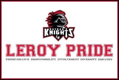 Le Roy PRIDE logo