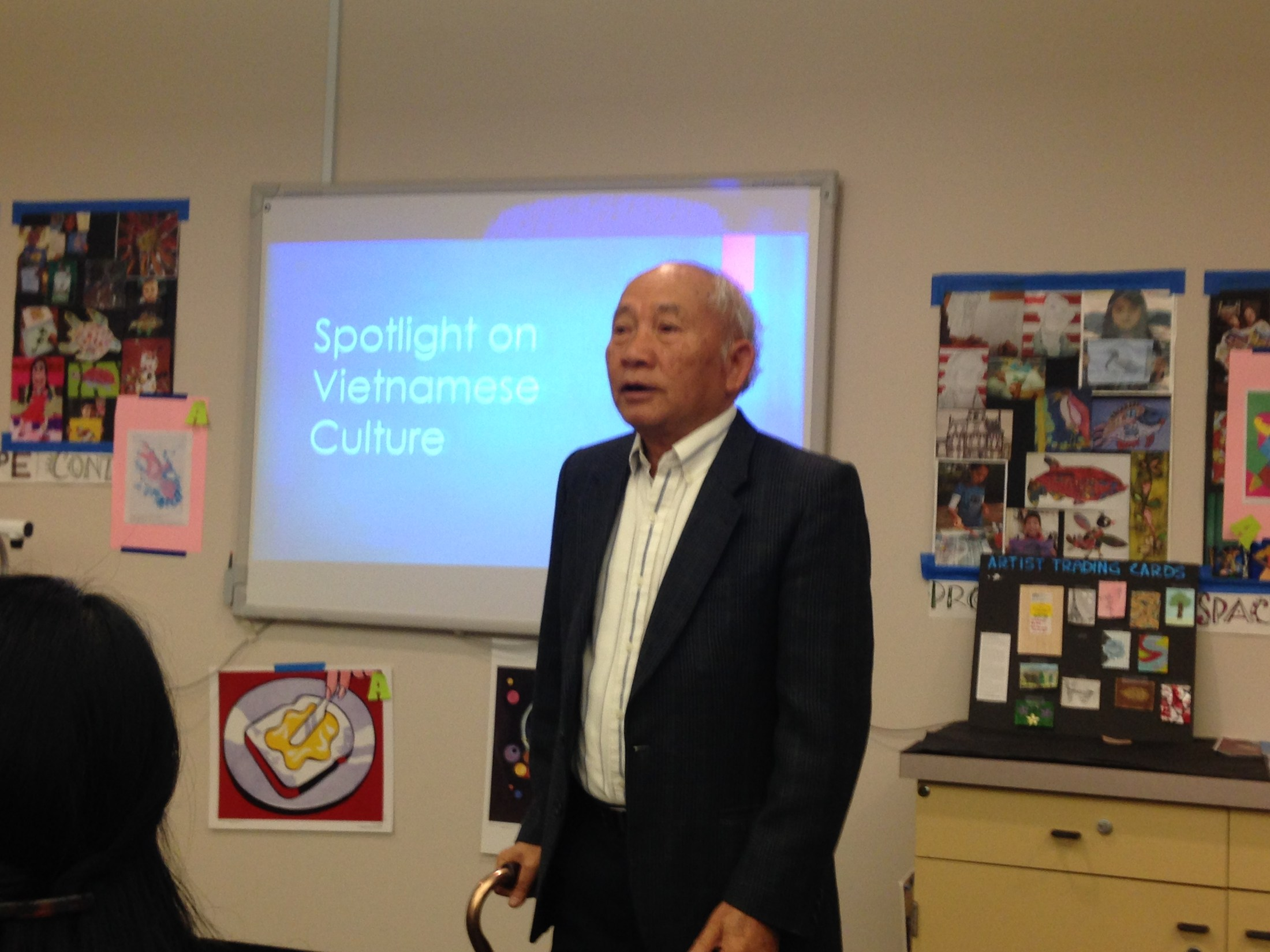 Learning Vietnamese History at CSUF NRCAL