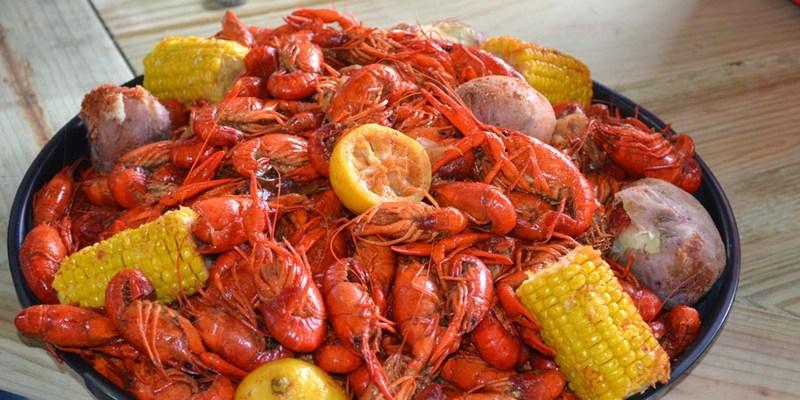 Boil Crawfish Image