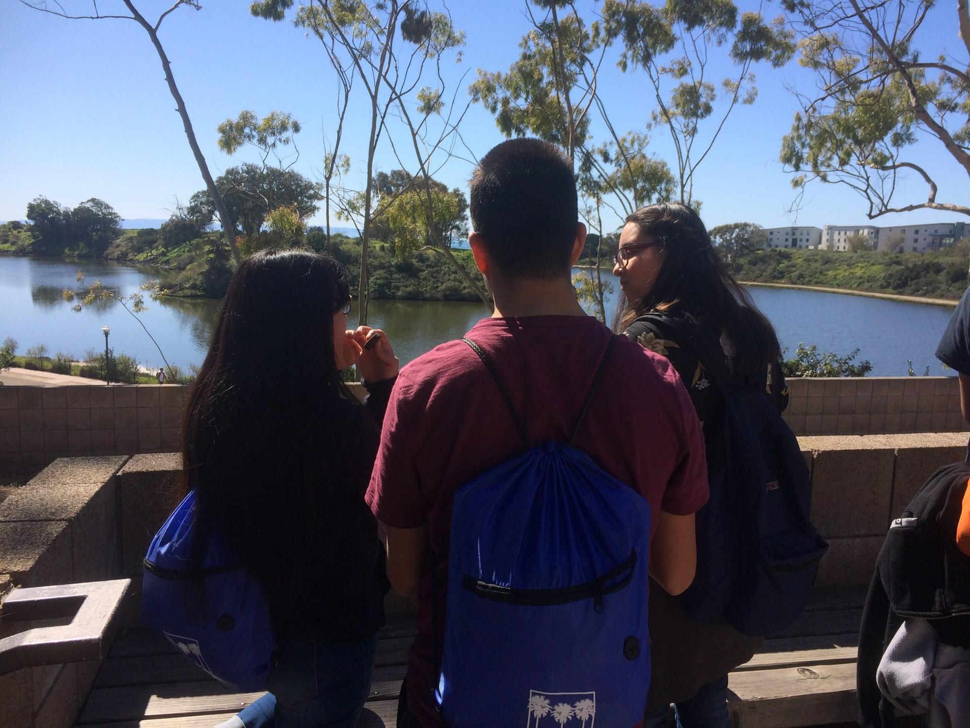 UCSB trip