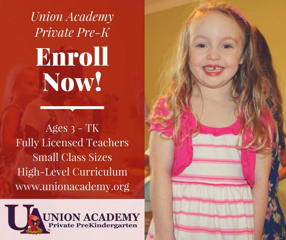 Enroll Now in UA PreK