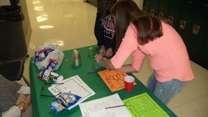 6th Grade science experiment