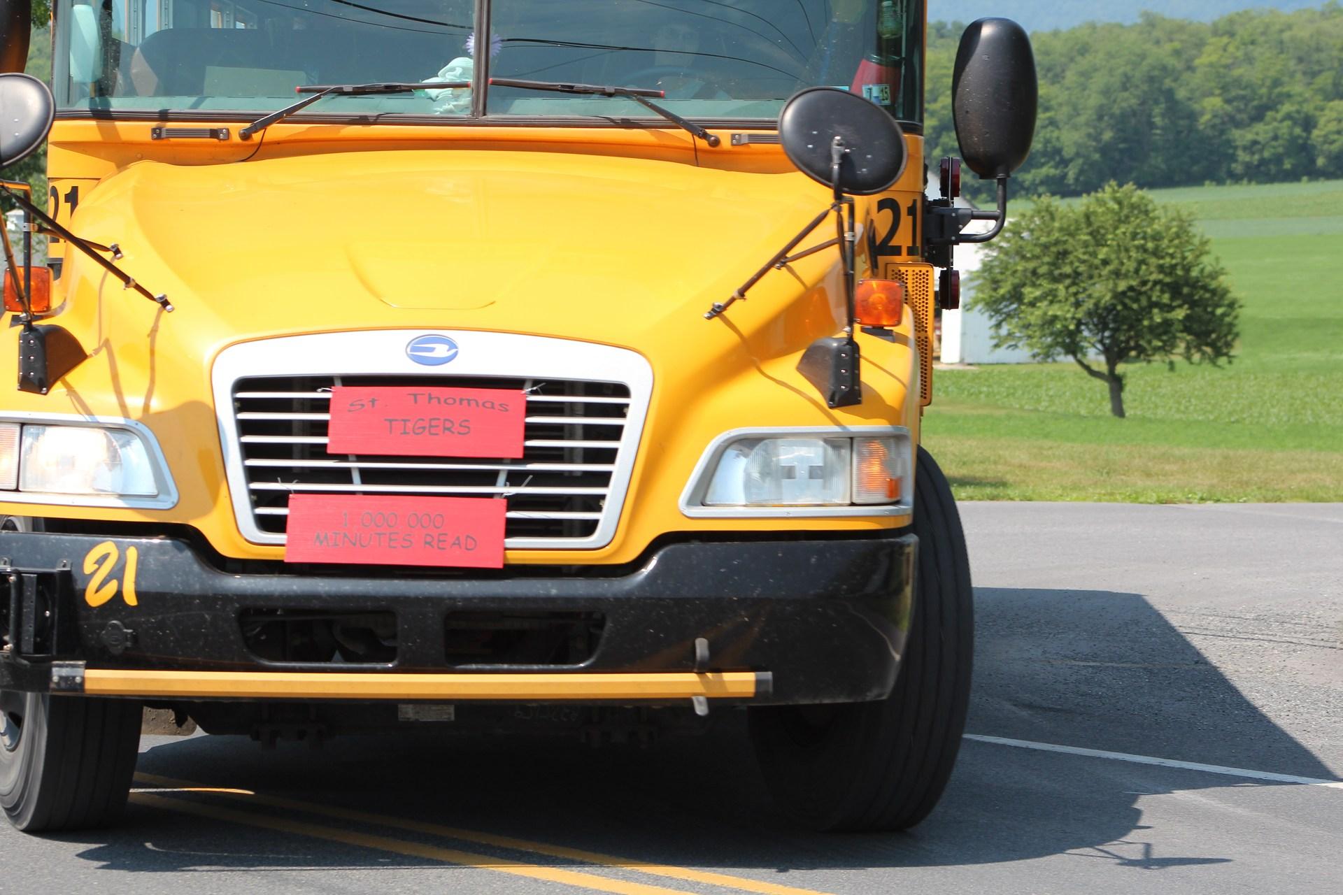 Miss Debb - Bus #21