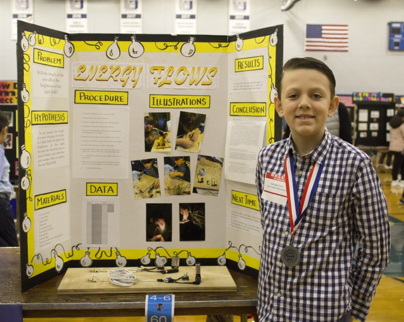 Science Fair Winner