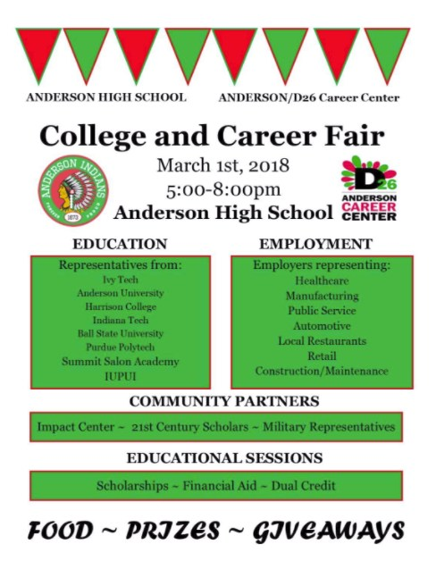 AHS/D26 College and Career Fair