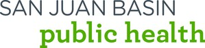 Logo for San Juan Basin Public Health.