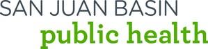 Logo for San Juan Basin Public Health.
