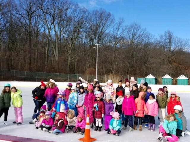 Annual Ice Skating Event Featured Photo