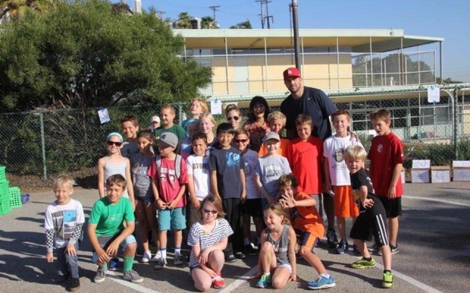 group photo of gator runners