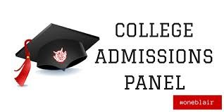 Juniors: Panel Discussion with College Representatives and College Mini Fair Thumbnail Image