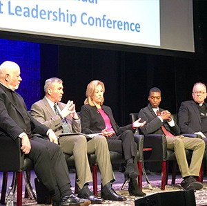 Students Shine in Leadership Summit Featured Photo