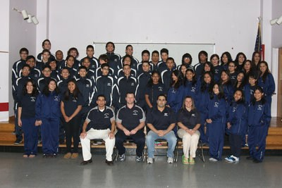 uchs Swim Team