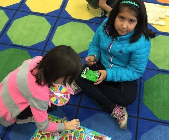 elementary playing games to learn