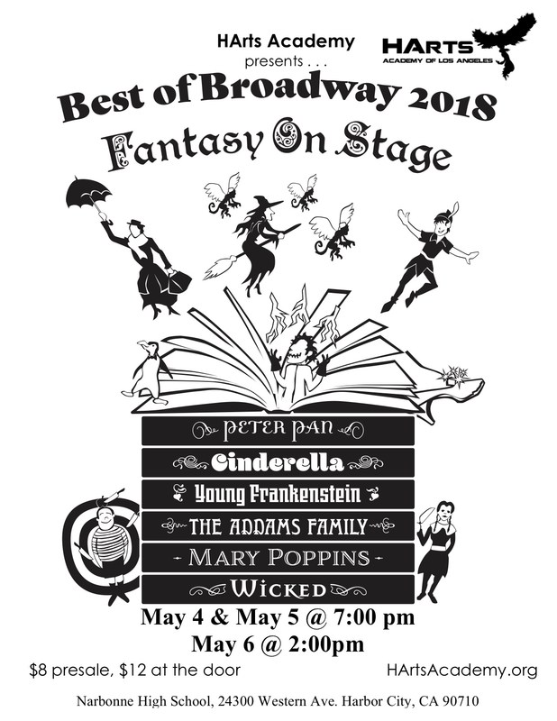 Best of Broadway: Fantasy On Stage Thumbnail Image