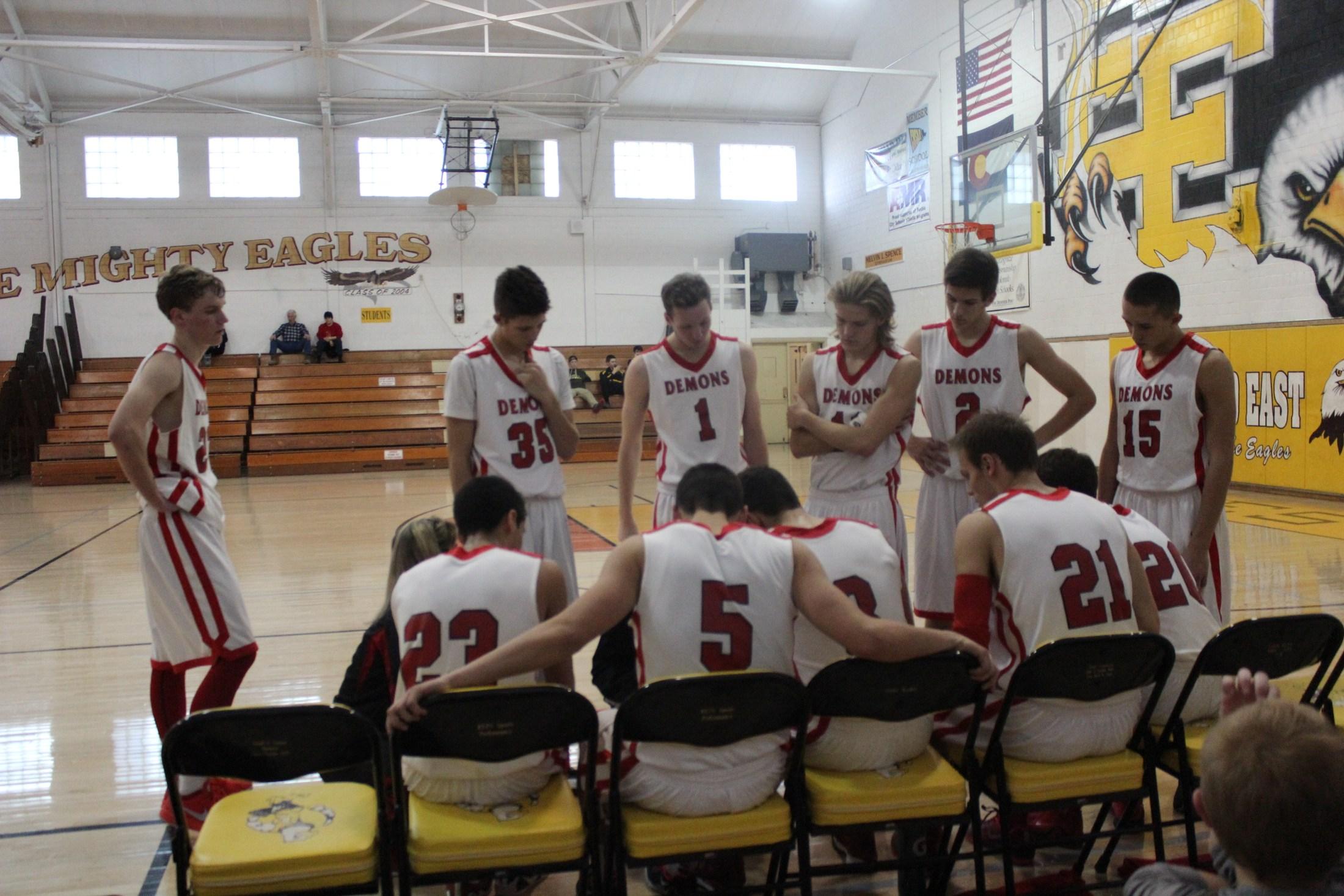 DHS Basketball