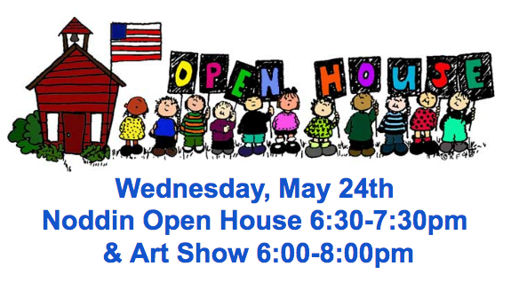 Noddin Open House-This Wednesday the 24th! Thumbnail Image