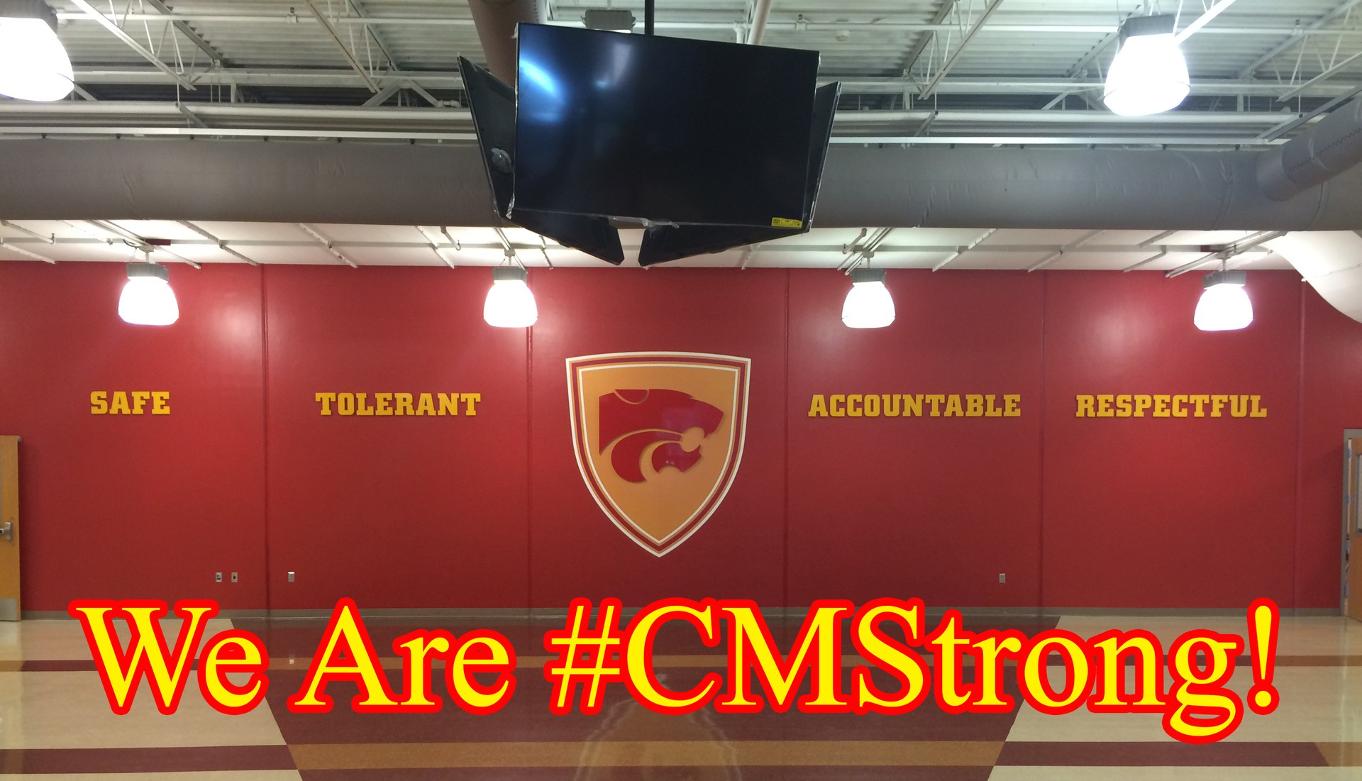 #CMStrong