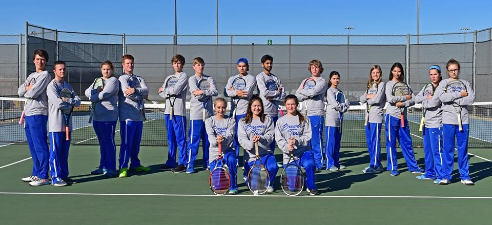 tennis group picture